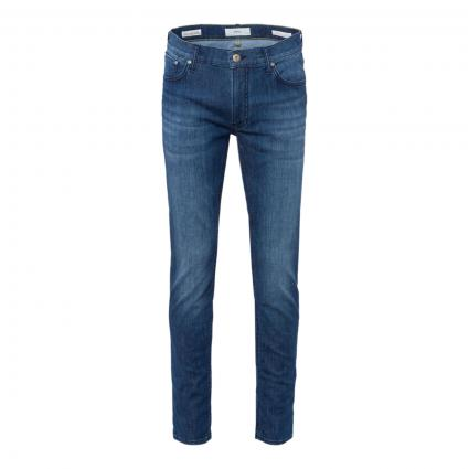 Hi-Flex Jeans 'Chuck' blau (25 REGULAR BLUE USED) | 38 | 36
