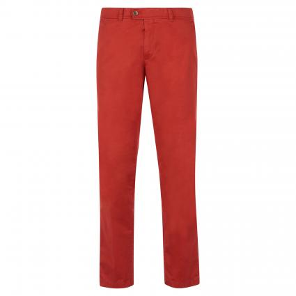 Regular-Fit Chino 'Jim' orange (62 BLOOD ORANGE) | 25 | U