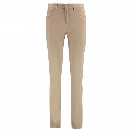 Schmale Hose 'Mary' beige (56 SAND) | 88
