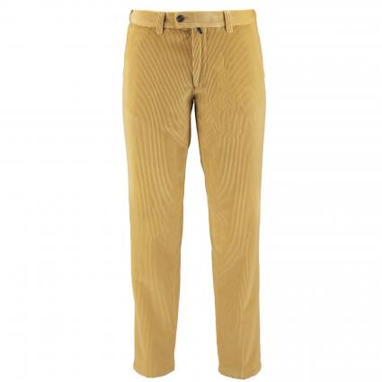 Regular-Fit Cordhose 'Jim' gelb (66 YELLOW) | 255 | U