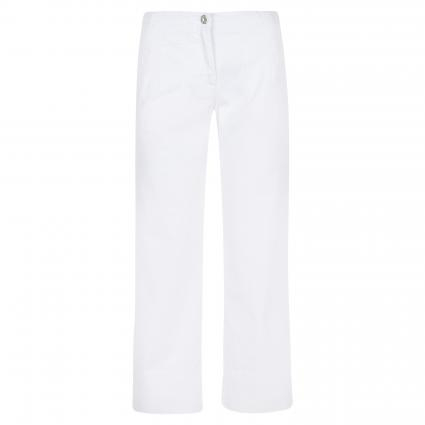 Relaxed-Fit Jeans 'Maine S' weiss (99 WHITE) | 38