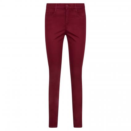 Schmale Hose 'Mary' rot (82 CRANBERRY) | 23