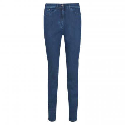 Regular-Fit Jeans 'Laura Touch' blau (25 STONED) | 38