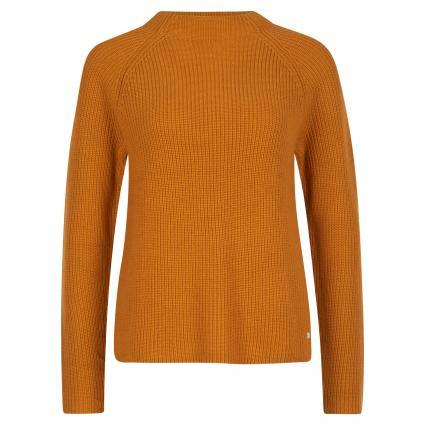 Pullover mit Stehkragen gelb (64 BUTTERNUT) | 44