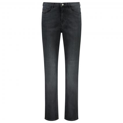 Slim-Fit Jeans 'Carola' schwarz (03 USED BLACK) | 46