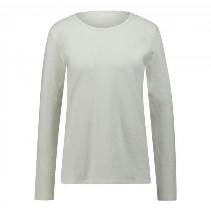 Longsleeve T-Shirt  weiss (106 scandinavian whi)   S