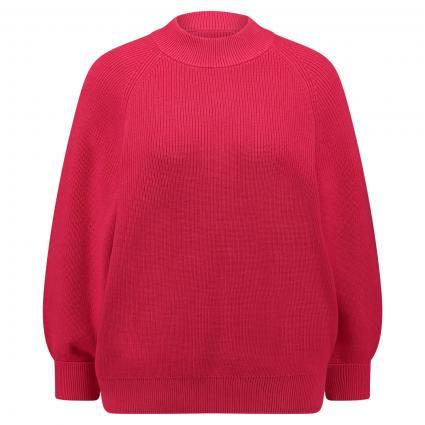 Strickpullover 'Flaura' pink (662 Medium Pink) | L