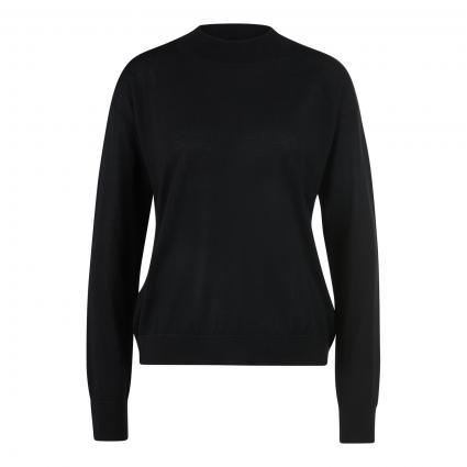 Pullover 'Fanela' schwarz (001 Black) | S