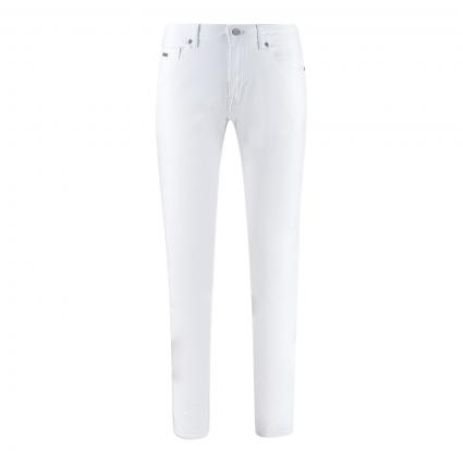 Slim-Fit Jeans 'Delaware' weiss (100 White) | 30 | 30