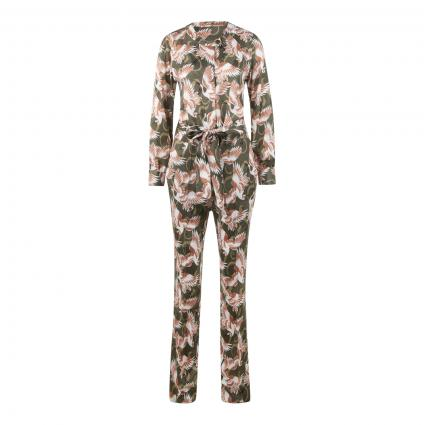 Jumpsuit 'Kajumpa' mit All-Over Muster divers (961 Open Miscellaneo) | 34