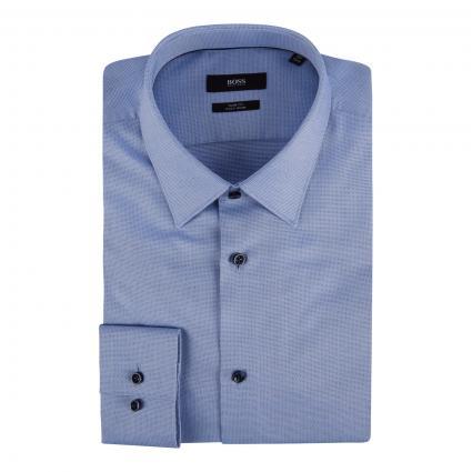 Slim-Fit Hemd 'Jano' blau (454 Light/Pastel Blu) | 40
