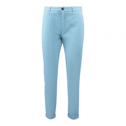 Regular-Fit Chino 'Tachini' blau (457 Light/Pastel Blu) | 38