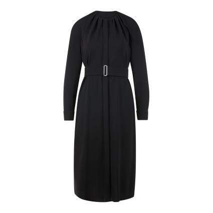 Kleid 'Dibanora' mit Gürtel schwarz (001 Black) | 34