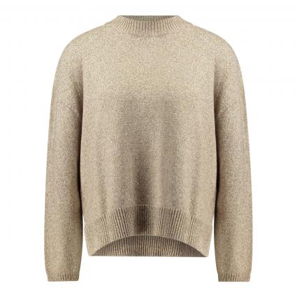 Strickpullover 'Solace' beige (265 Medium Beige) | S