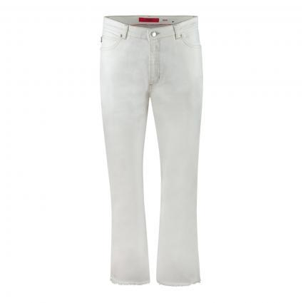 Jeans 'Gayang' ecru (102 Natural) | 31 | 34