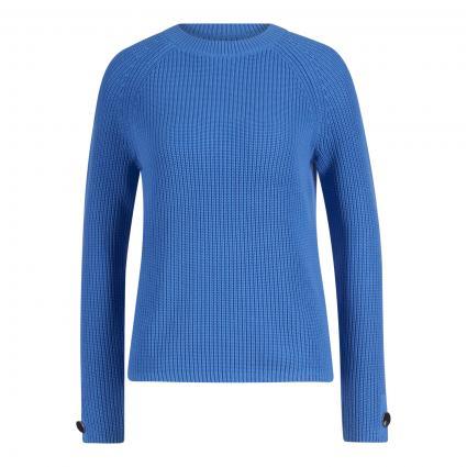 Pullover 'Shinead' aus Strick blau (440 Turquoise/Aqua)   XL