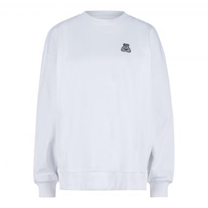 Sweatshirt 'Dashimara' weiss (100 White) | XS