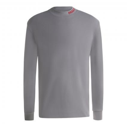 Sweatshirt 'Dorrison'  silber (048 Silver) | XL