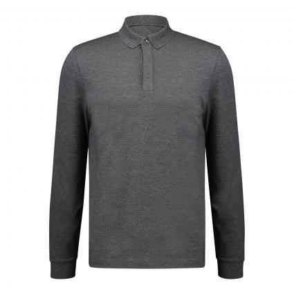 Poloshirt 'Pleins 21'  grau (030 Medium Grey)   XL