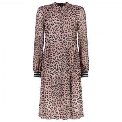 Kleid aus leichtem und fließendem Chiffon rose (0329 rose grey) | 42
