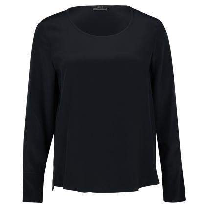 Klassische Bluse schwarz (9990 black) | 36