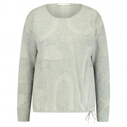 Pullover mit Schimmer-Finish grau (9283 grey) | 42