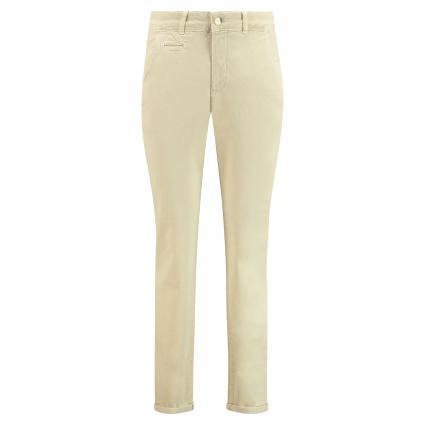 Slim-Fit Hose grau (7106 feather gray) | 42