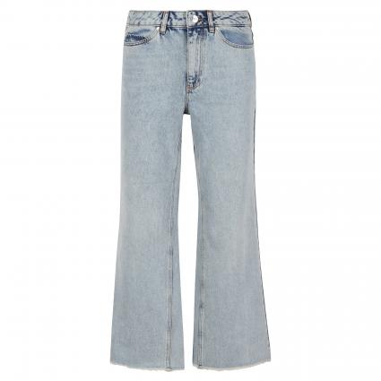 Culotte in Denim-Qualität blau (5200 lt blue denim) | 38