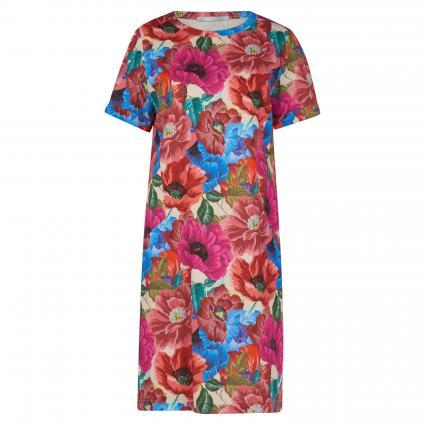 Kleid mit Blumenmuster rot (0353 red rose) | 36