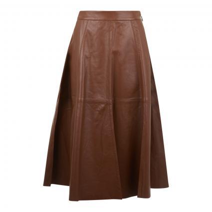Lederrock braun (8286 light brown) | 38