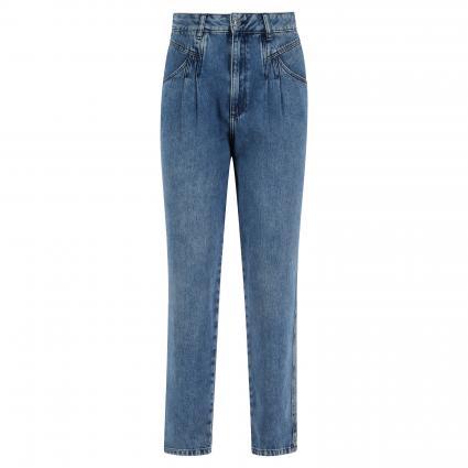 Jeans mit Used-Waschung blau (5460 moonwash blue d) | 40
