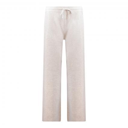 Weite Sweatpants silber (9087 light grey) | 42