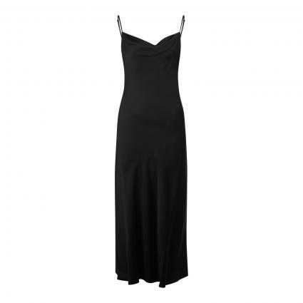 Slip Dress in Satin-Optik schwarz (9990 black) | 36