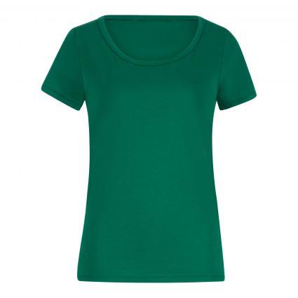 Basic T-Shirt grün (6488 apple green) | 34