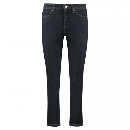 7/8 Jeans 'Piera' mit Reißverschlussdetails blau (5006 modern rinsed) | 34 | 28