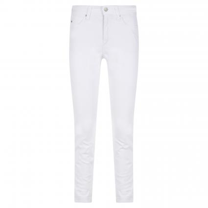 Slim-Fit Jeans 'Parla' weiss (5002 softwash) | 36 | 32