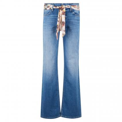 Weite Jeans 'Tess' blau (5240 medium summer w) | 36 | 33