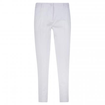 7/8 Hose 'Stella cropped' weiss (001 pure white) | 42 | 27
