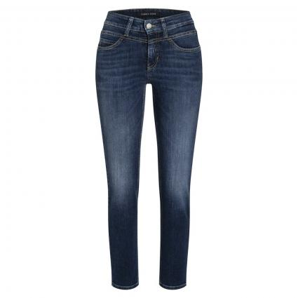 Slim-Fit Jeans 'Posh' blau (5015 modern used was) | 34 | 29