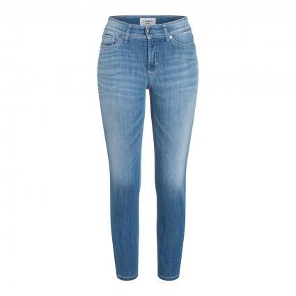 Slim-Fit Jeans 'Piper Short' blau (5222 medium 3d used) | 46 | 27