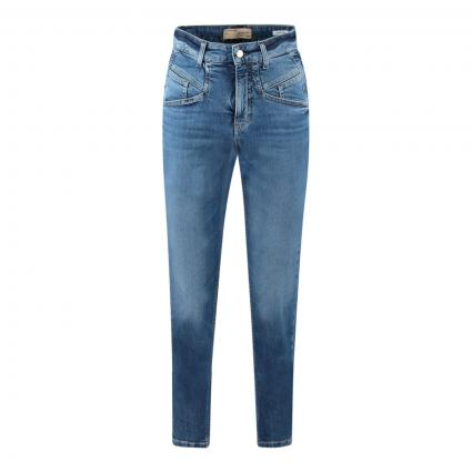 Carrot-Fit Jeans 'Kacie' blau (5288 eco summer used) | 34 | 28