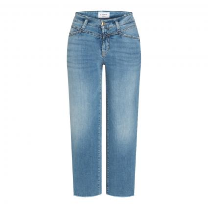 Jeans Culotte 'Casey' blau (5170 summer mid used) | 40 | 26