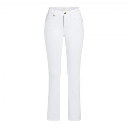 Flared-Leg Jeans 'Paris Flared' weiss (5001 soft rinsed fri) | 42 | 32
