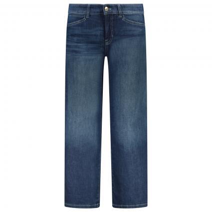 'Christie' Jeans mit weitem Bein blau (5125 dark modern use) | 36 | 27