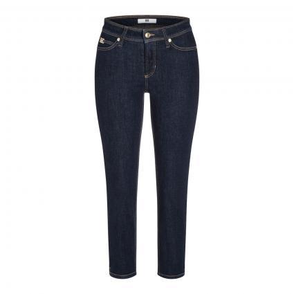 Slim-Fit Jeans 'Piper Short' blau (5006 modern rinsed) | 44 | 27