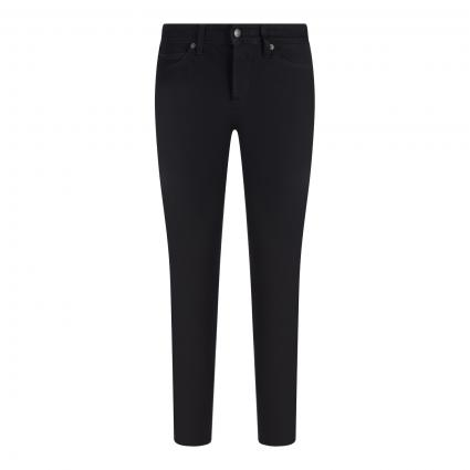 7/8 Jeans 'Piper' schwarz (5000 basic rinsed wa)   34   27