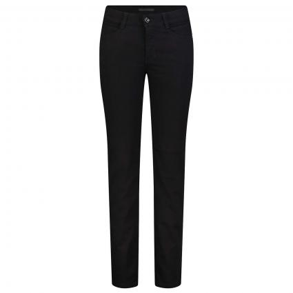 Straight-Leg Hose 'Angela' schwarz (D999 black-black)   44   34