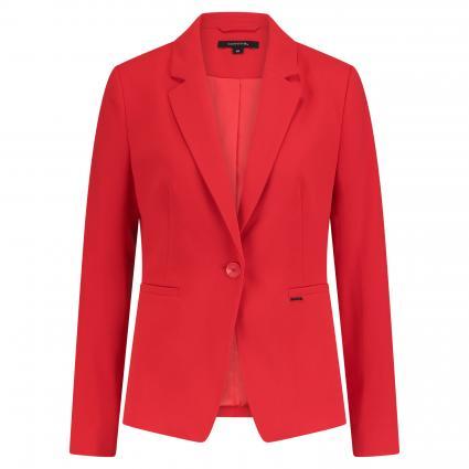 Blazer mit Reverskragen  rot (3071 red) | 34