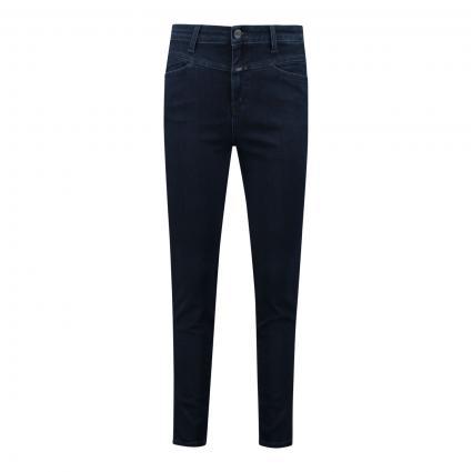 Skinny-Fit Jeans  blau (DBL dark blue) | 25