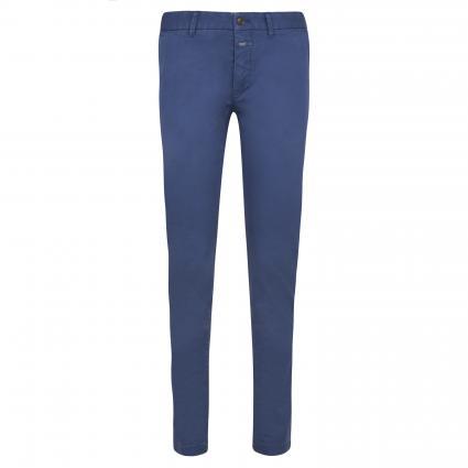 Skinny Chino 'Clifton' blau (524 china blue) | 30